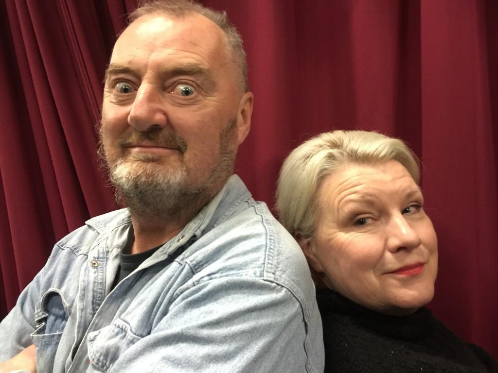 Jon Kenny & Mary McEvoy